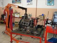 generalni popravak brodskog motora